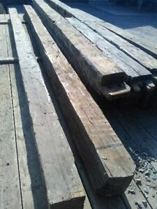 RECLAIMED BARN BOARDS & BEAMS