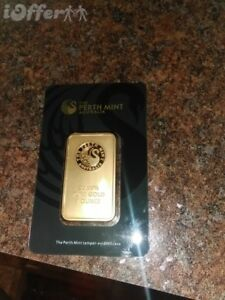 Sell  10 X ounce of PURE 99.999% GOLD BAR