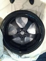 Range Rover Sport Tires with Rims