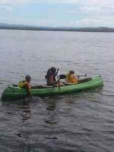 Canadian canoe East Seaham Port Stephens Area Preview