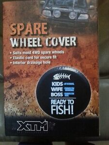 STILL IN BOX  SPARE WHEEL COVER located in townsville (kelso) Kelso Townsville Surrounds Preview