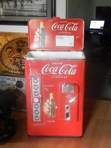 1992 Paul Flum Coca Cola Coke Classic Nostalgia Cooler ll Ice Chest