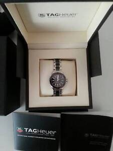 Ladies Tag Heuer F 1 Ceramic (worn a hanful of times) Banyo Brisbane North East Preview