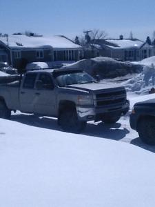 Chevrolet 2500hd