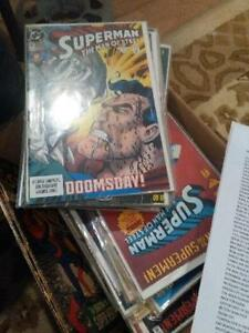 Comic Book Collection Vintage