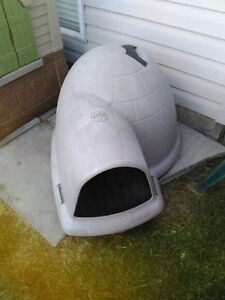 Pet mate dog igloo