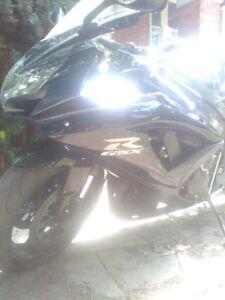 2008 GSXR- Black