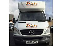 Wiltshire REMOVALS - SERVICES MAN & VAN - FREE CALL BACK -INSTANT QUOTE - Domestic- Offices Removals