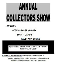 Saint John Collectors' Show