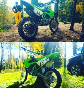 2001- KX100 - OBO - Open to DBike trades