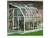 Rion Sunroom Conservatory 6x8ft Brand new!!!RRP £799