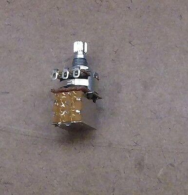 A500K Push Pull DPDT Audio Taper Guitar Potentiometer Control Switch Pot  ()