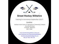 Inline Street Hockey - Corsham, Wiltshire