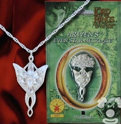 Lord of the Rings ARWEN NECKLACE Costume Accessory Officially Licensed Arwen Necklace Costume Accessory
