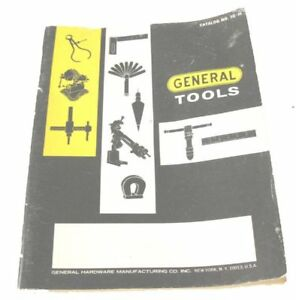 Catalog General Tools Catalogue