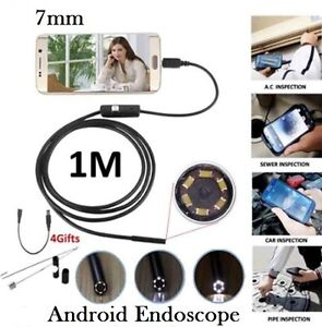 5M Endoscope Inspection Camera For Android Windows Stratford Kitchener Area image 4