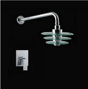 Luxury-8-glass-chrome-waterfall-shower-head-with-arm-and-control-valve-JN2109By