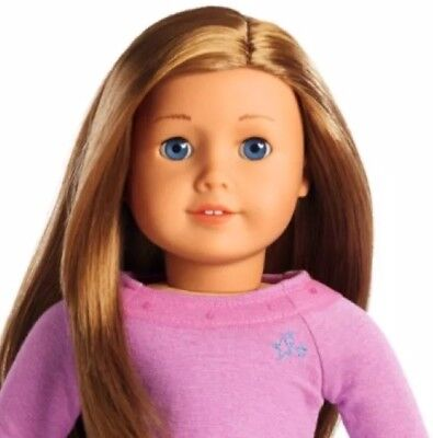 NRFB American Girl Truly Me doll 39 Caramel Blonde Hair Blue Eyes Light Skin - Me Doll