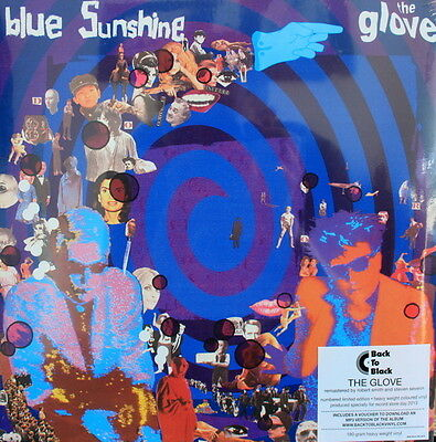 THE GLOVE Blue sunshine - LP / Coloroued Vinyl - OVP / Sealed / RSD