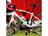 54cm Dolce Triple Ladies Specialized Road Bike 2015