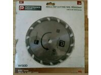 Circular saw blade184mm