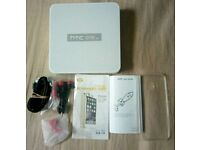 HTC One M9 box with accessories