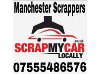scrap cars wanted.