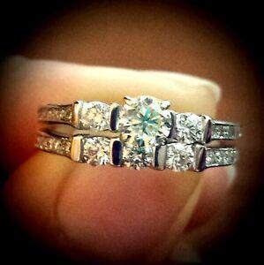 **REDUCED** Beautiful ring set