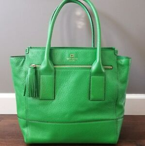 Kate Spade Southport Avenue Purse Linda Tote Brightemer