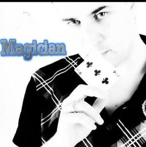 Walk Around Magician For Hire
