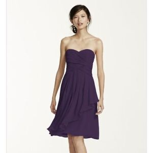 Dress (Bridesmaids) - David's Bridal
