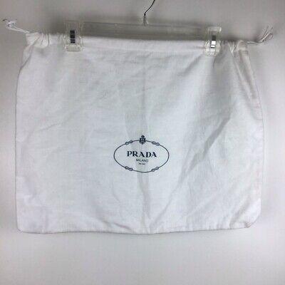 PRADA Lot Of 2 Drawstring Dust Bags
