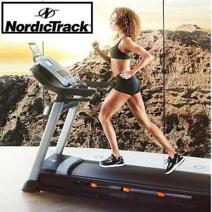 NEW OB NORDICTRACK C 990 TREADMILL - 123802278 - EXERCISE EQUIPMENT MACHINE FITNESS TREADMILLS WORKOUT GYM GYMS RUNNING