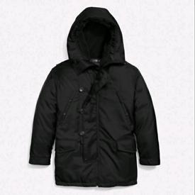 "COACH Mens Winter coat cost $1300 xxxl 52"" chest"