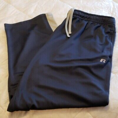 Russell Athletic Pants Joggers Men's 2XL XXL Sweats Activewear Sports Apparel