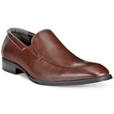 Alfani Men's Charles Slip On Loafers Dress Casual Shoes BROWN Size 9 M ()
