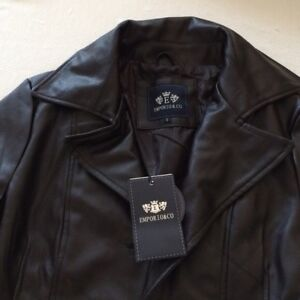 Italian Leather - NEW with tags