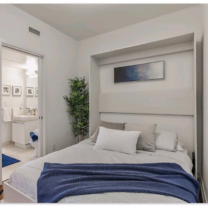 Murphy Bed / Wall Beds and Custom Storage Units