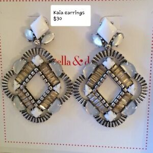 Stella & Dot Kaia earrings