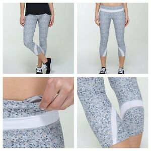Lululemon Run:Inspire Crop II