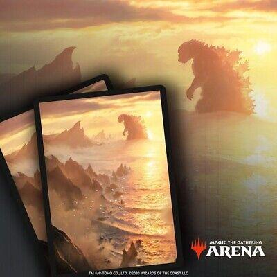 Godzilla Lands Secret Lair MTG Arena Digital Code (e-delivery)