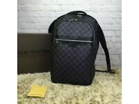 MEDIUM PALM SPRING BACKPACK Michael Damier Infini Leather