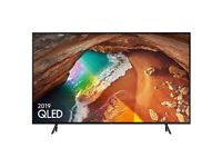 SAMSUNG QLED QE43Q60RAT 43 inch Smart 4K TV with Bixby