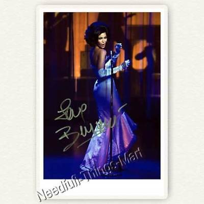 Beyonce Knowles -  Actress   Producer (Beyoncé)  sexy Autogrammfotokarte [A02]