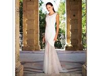 Evening or wedding dress Alberto Makali, size 12