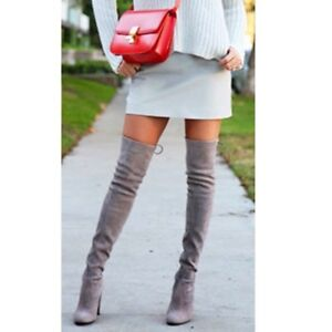 Boots (thigh high) / Bottes mi-cuisse