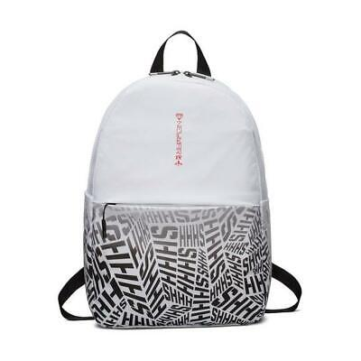 NIKE $50 NEYMAR Soccer BACKPACK Football BAG GYM BA5537-100 NEW White Black PSG