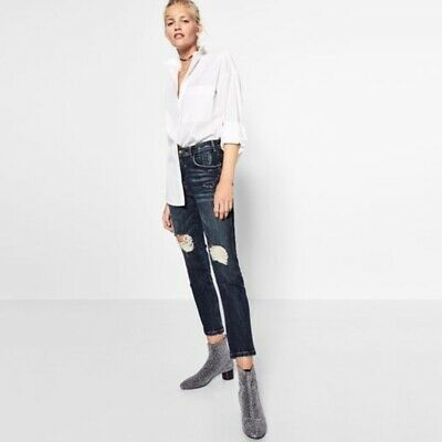 Zara Silver Boots (Zara Silver Shiny Ankle Round Toe Sock Boots 7120 / 101 /  092 - Sz 40 / US)