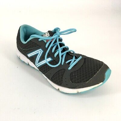 New Balance Athletic Sandalen (Women's New Balance Blue And Gray Lace Up Athletic Sneaker Size 7.5)