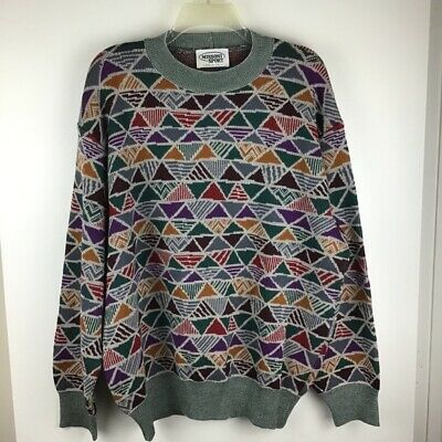 MISSONI SPORT Men's Vintage Wool Sweater